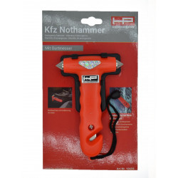Emergency Hammer with Cutter