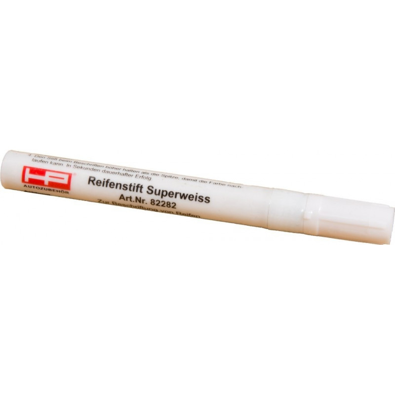 tire pen white