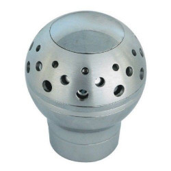 Gear Knob Alu brushed