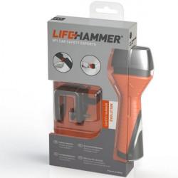Lifehammer Evolution - Window Dash Hammer For Car