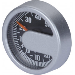 hr-imotion Thermometer SILBER - 1001 103 01 Selbstklebend Art.-Nr.: 10010301