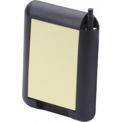 hr-imotion Notizblock selbstklebend mit Kugelschreiber inkl. Tesa Stripes, Schreibfläche: 50 x 75 mm - 10311101