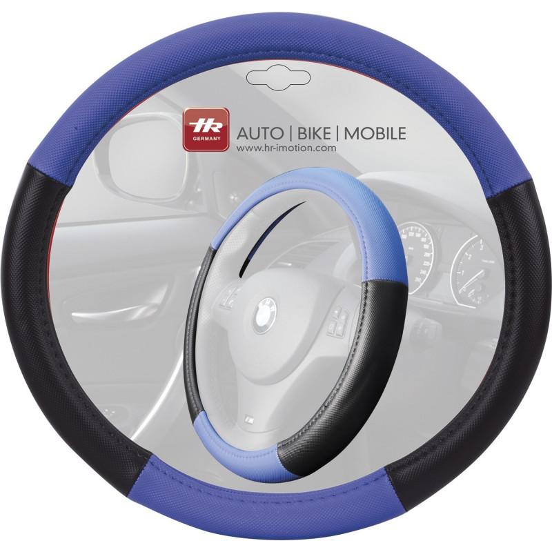 Lenkradrülle / Lenkradbezug mit Massagenoppen für Lenkräder 38-40cm Durchmesser