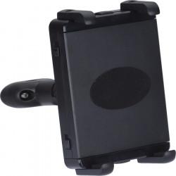 Tablet Halterung zur Befestigung an den Kopfstützenstreben