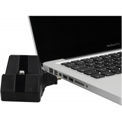 "HR GRIP ""Laptop Charging Dock - Lightning"""